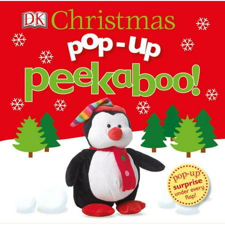 Christmas Pop Up Peekaboo (Board Book) ()