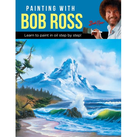 Painting with Bob Ross : Learn to paint in oil step by step! - Step By Step Face Painting For Halloween