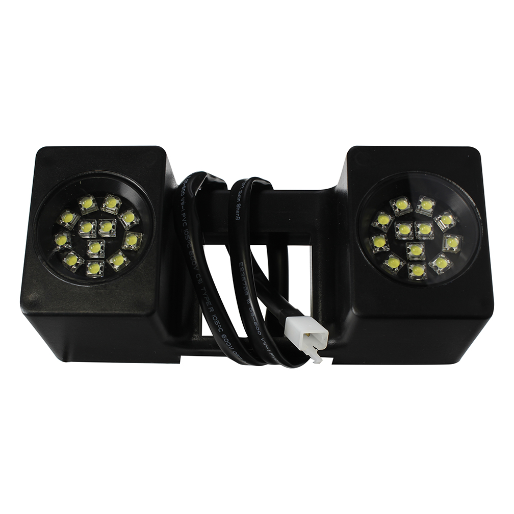 Street Vision SVLEDHITCH2POD Led Hitch Accessory Light With 2 Pods*Each*