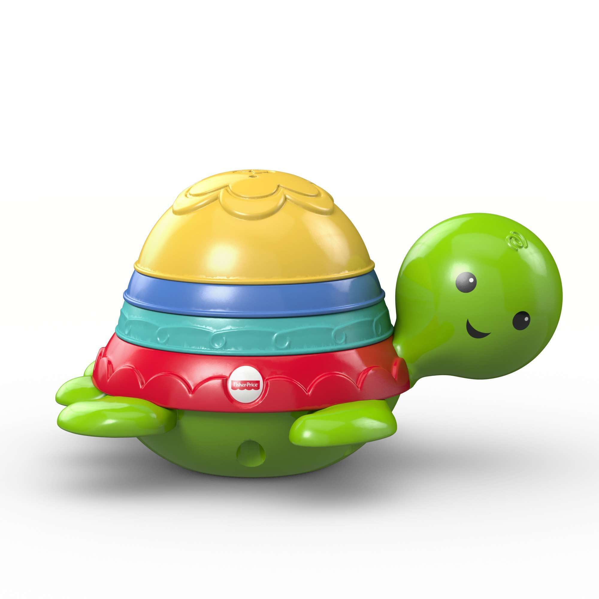 Fisher Price Stack & Strain Bath Turtle by Fisher-Price
