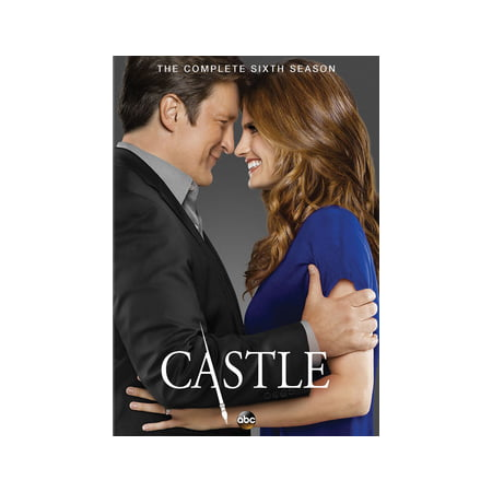 Castle: The Complete Sixth Season (DVD) - Home Improvement Season 6 Halloween