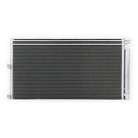 A-C Condenser - Pacific Best Inc For/Fit 3618 Ford Expedition Navigator F-150 w/Receiver &