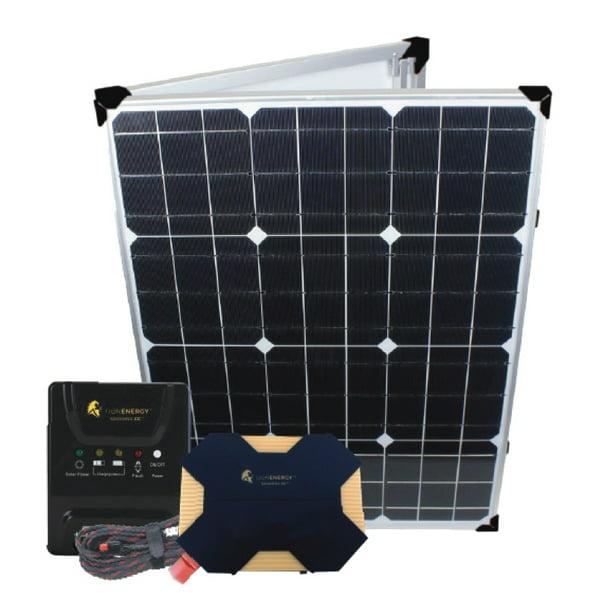狮子能量可折叠太阳能套件