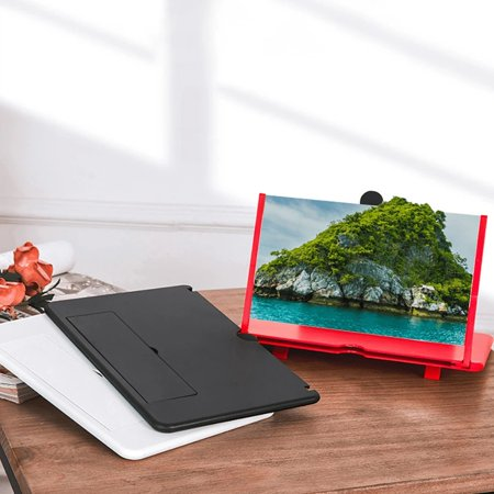 Pull-Out Creative Stretch 3D Mobile Phone Magnifier Dynamic 3D Screen - image 2 of 7