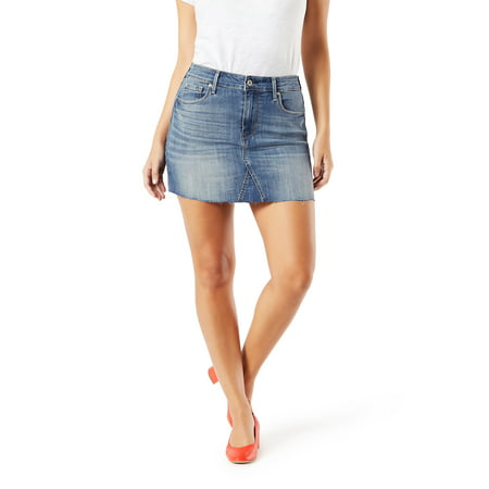 Women's High Rise A Line Skirt