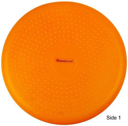 "Isokinetics Inc Exercise Balance Disc Seat Cushion 14"" Pre Inflated"