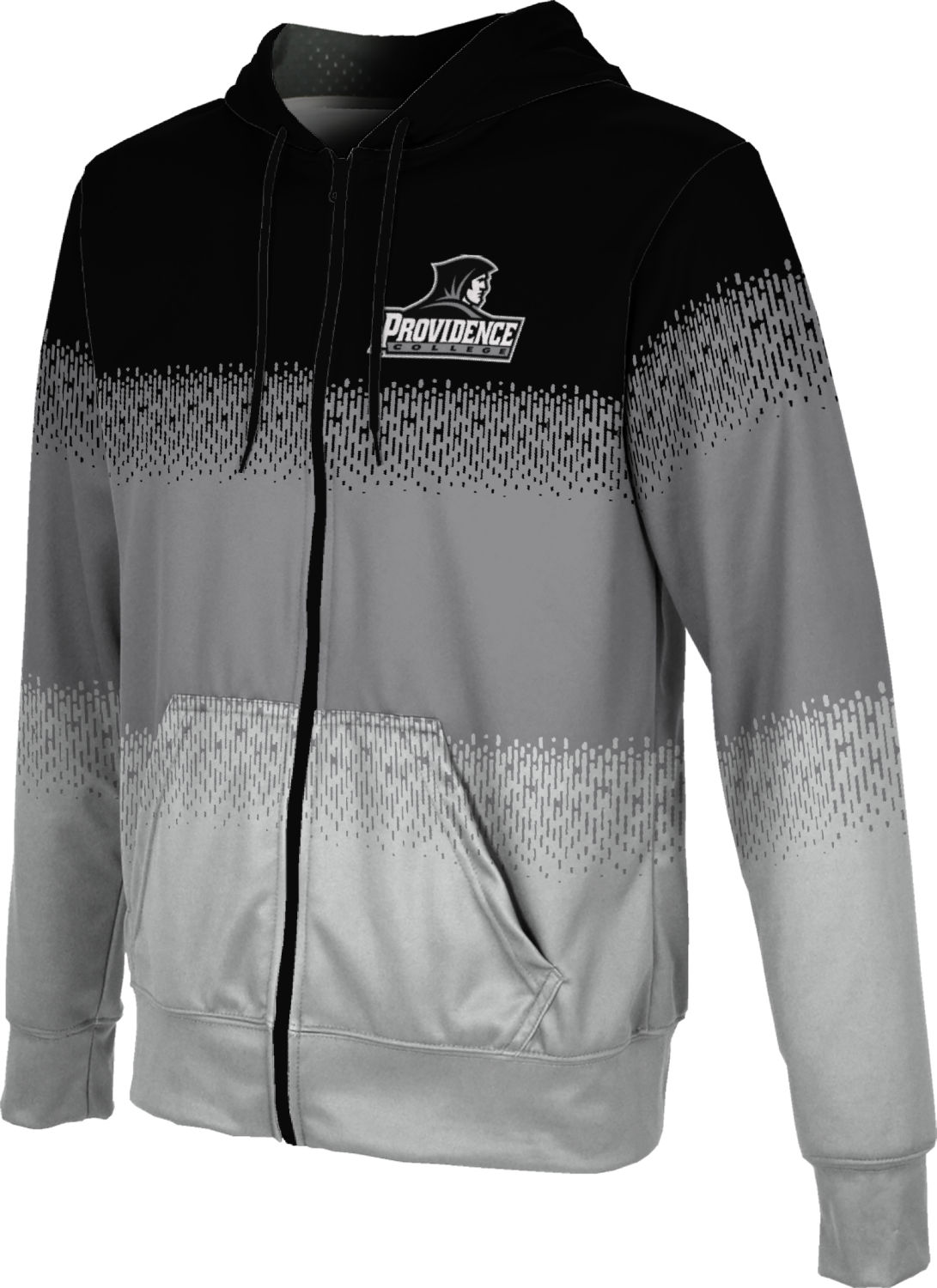 ProSphere Providence College Boys Full Zip Hoodie Game Time