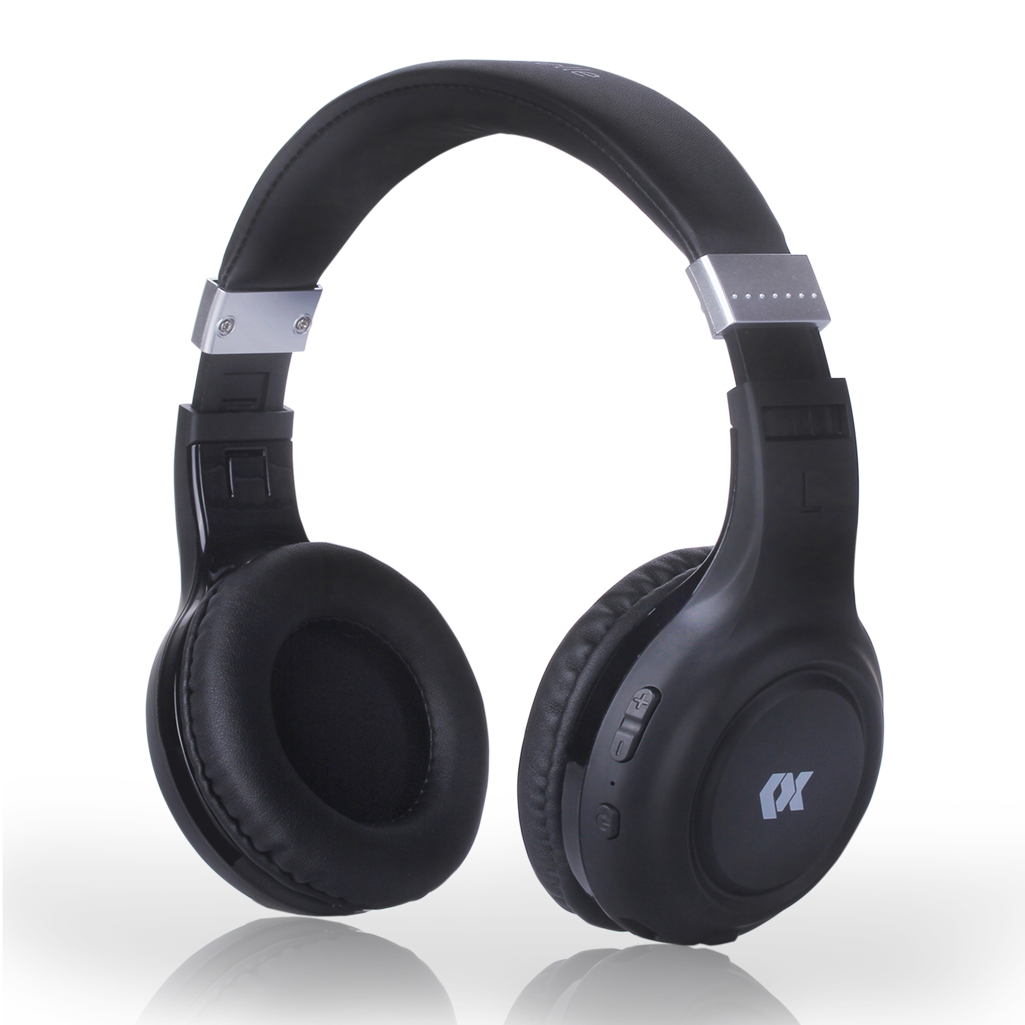 Proxelle SH04B Over Ear Bluetooth Headphone with Mic, Headset for Gaming TV PC Volume Control