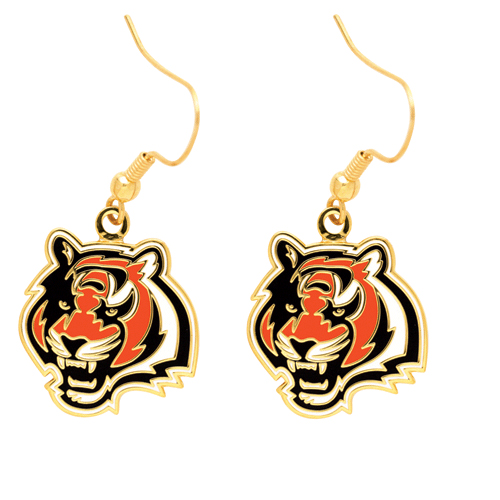 Cincinnati Bengals Dangle Earrings NFL