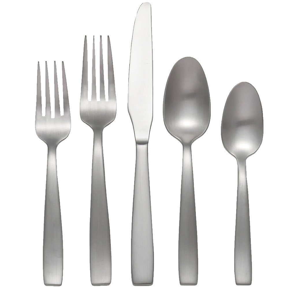 Robinson Home Products Oneida 45pc Metra Flatware Set