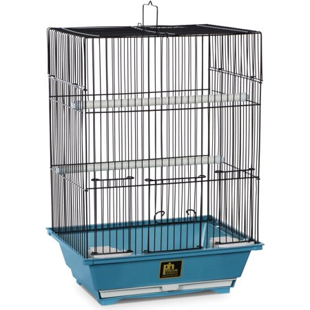 Prevue Pet Products Small Slate Bird Cage with Removable (Bird Case)