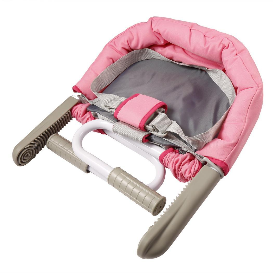 Foldable baby feeding seats Portable Clip-On High Feeding Chair CDICT