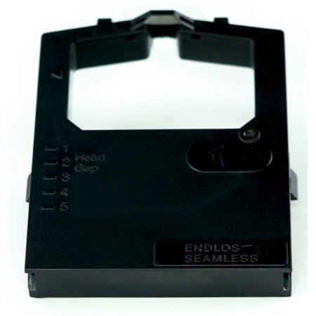 (1) New OKI Data 52102001 MICROLINE 320 Black Nylon Ribbon Replacement for MICROLINE 320/321 Printers