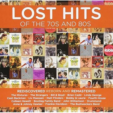 Lost Hits Of The 70s & 80s / Various (CD)