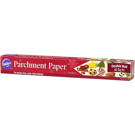 Wilton 415-1691 41 Sq. Ft Paper Double Roll Parchment