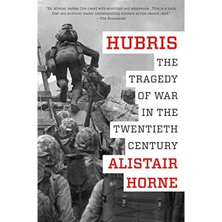 Hubris: The Tragedy of War in the Twentieth Century - image 1 of 1