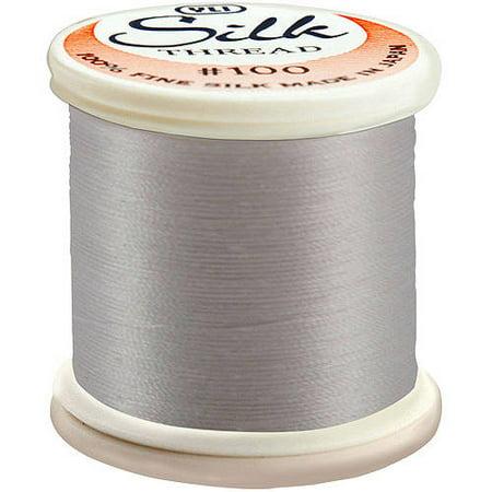 YLI Corporation Silk Thread, 200 Meters