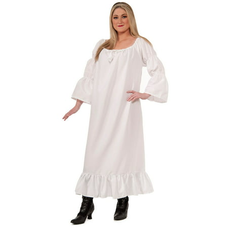 Medieval Adult Plus Chemise](Cheap Medieval Clothing)