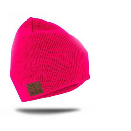 f5e516bffb1c3 Tenergy Bluetooth Beanie Basic Knit - Walmart.com