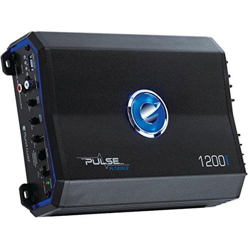 Planet Audio Pulse PL1200.2 Car Amplifier - 1200 W PMPO - 2 Channel - Class AB (pl1200-2)
