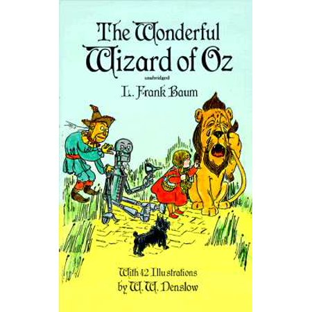 Wizard Of Oz Merchandise (The Wonderful Wizard of Oz (Revised) (Paperback) )