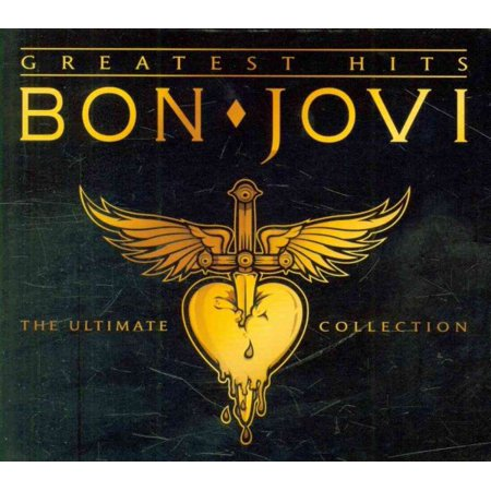 Bon Jovi - Greatest Hits: The Ultimate Collection (Deluxe Edition) - Jovie Elf