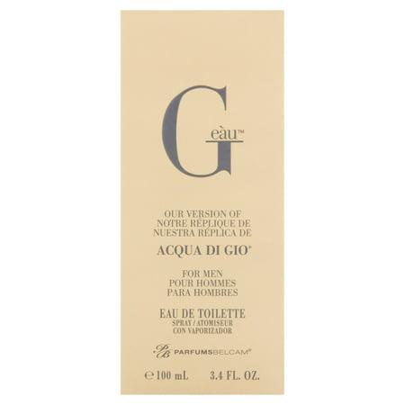 G Eau Fragrance  3 4 Fl Oz