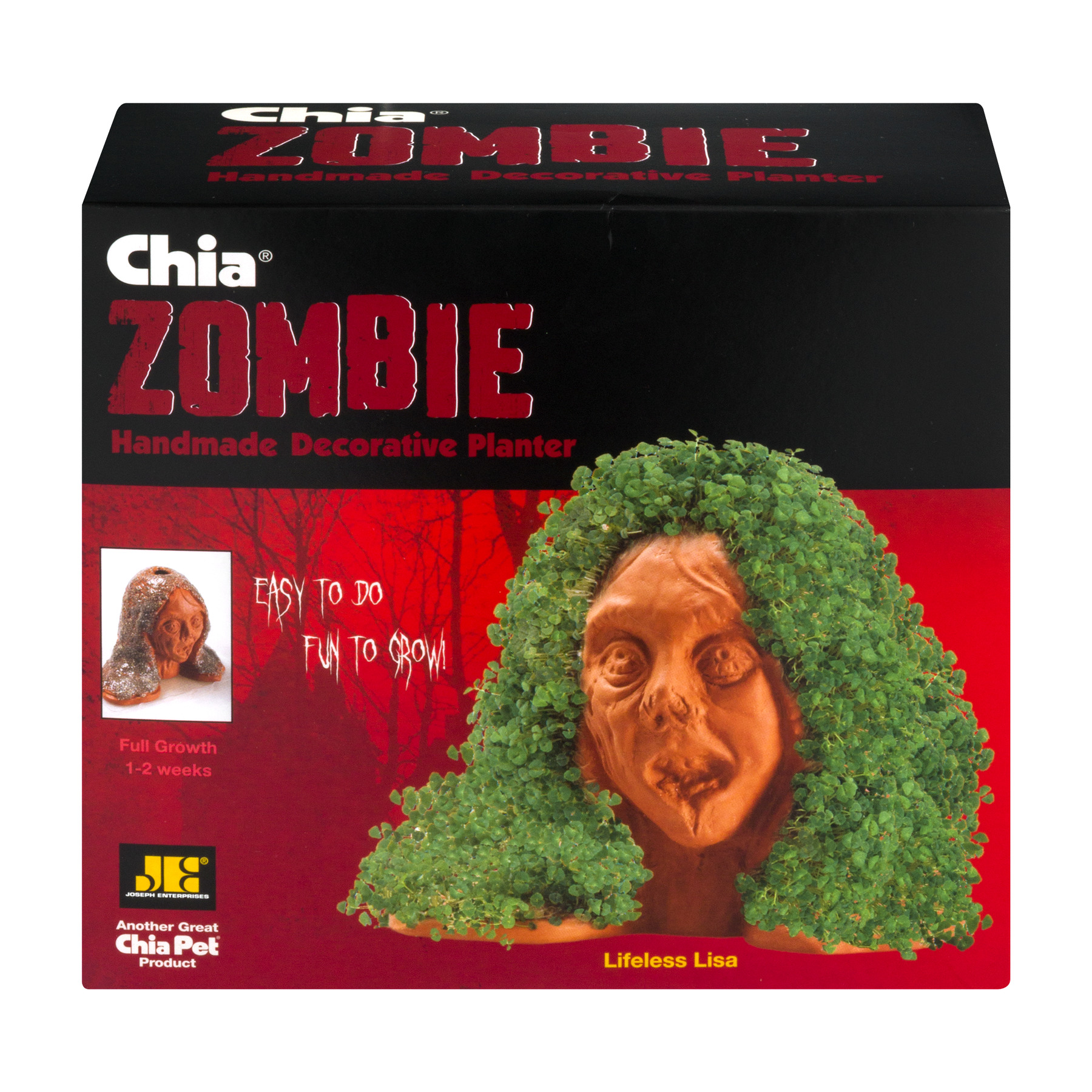 Chia Pet Zombie, 1.0 CT