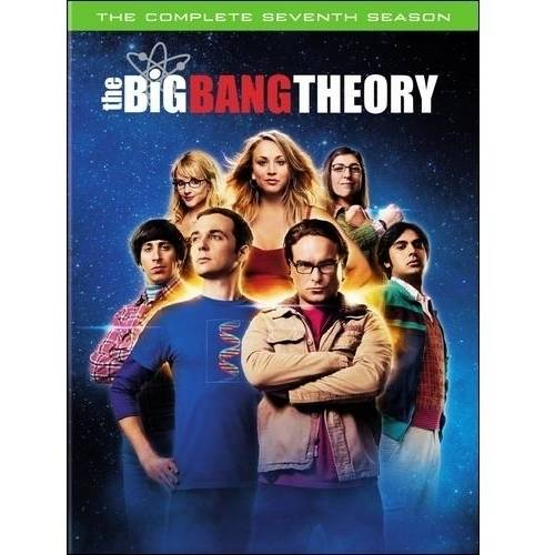 The Big Bang Theory Complete Seventh Season 7
