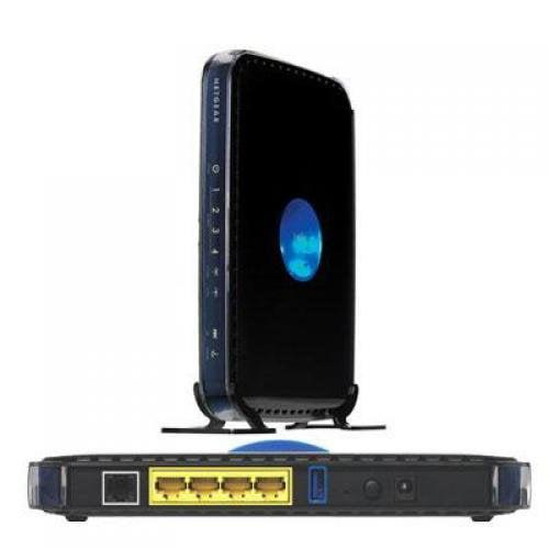 Netgear DGND3300 RangeMax Dual Band Wireless-N Router wit...