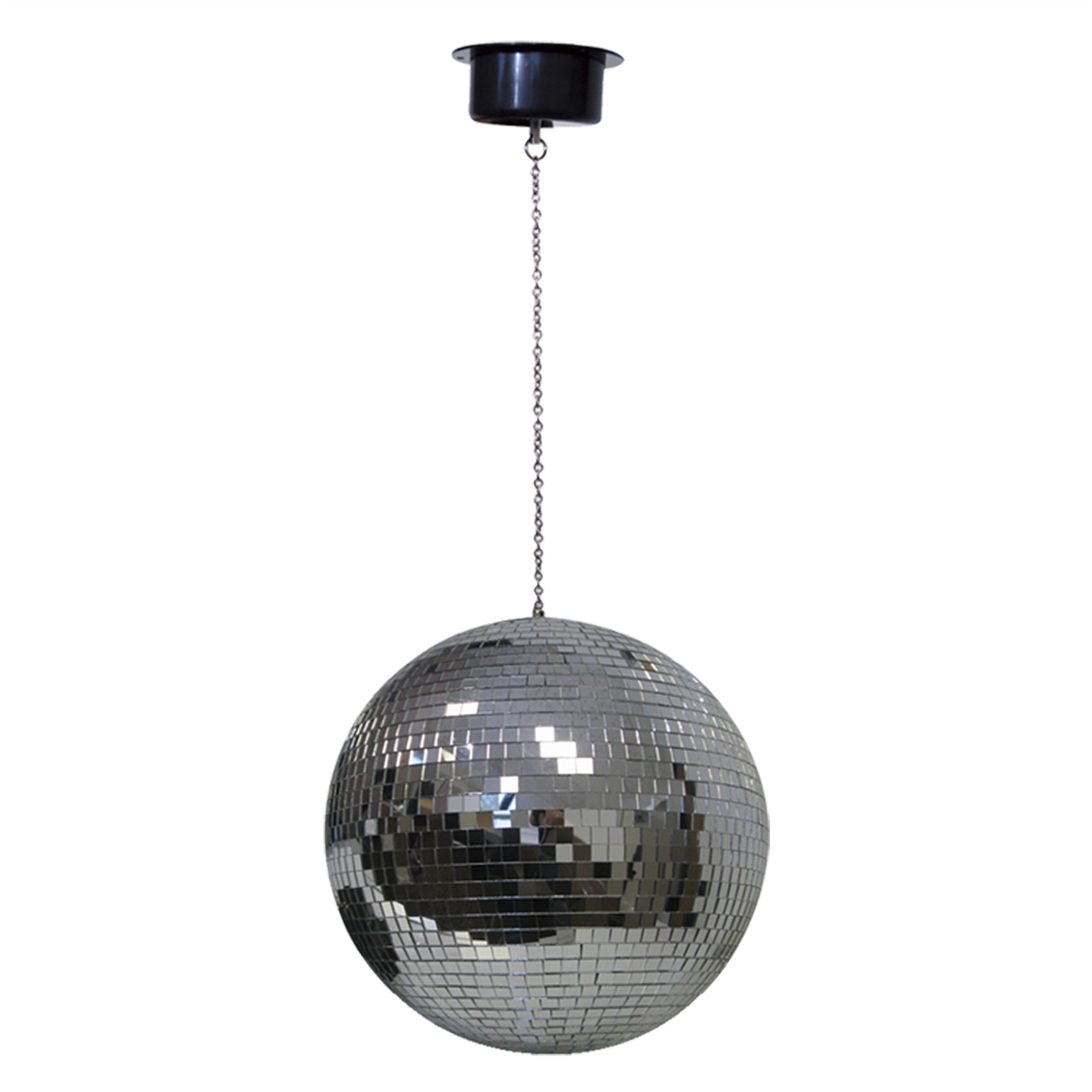 "Bathroom Lighting Fixtures Walmart disco ball 12"" mirror ball dj party motor combo light kit solid"