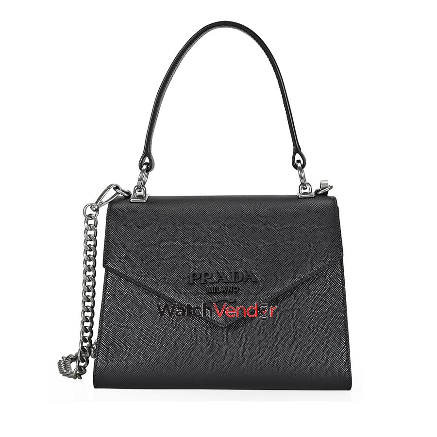 e80ae7875e83 ... discount code for prada saffiano leather shoulder bag black 21d84 bb13a  ...