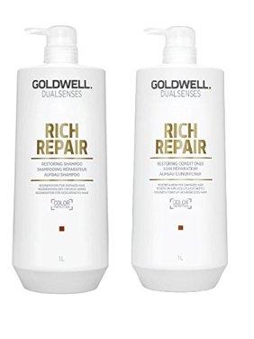 Goldwell Dualsenses - Rich Repair Shampoo Conditioner Duo 1 Liter Each
