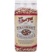 Bob's Red Mill Cranberry Beans, 27 oz (Pack of 4)