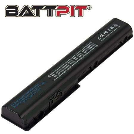 1045tx Battery (BattPit: Laptop Battery Replacement for HP Pavilion dv7-1045tx 464058-121 464059-122 464059-352 516354-001 HSTNN-DB74 GA06047 )