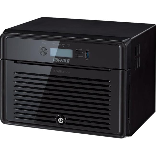 BUFFALO TeraStation 5800 8-Drive 24 TB Desktop NAS (TS5800DN2408) by Buffalo Technology %28USA%29%2C Inc