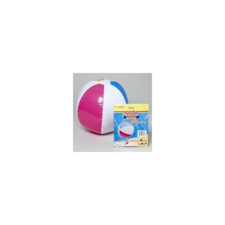 Inflatable Beach Ball- 20 Inch Case Pack 72