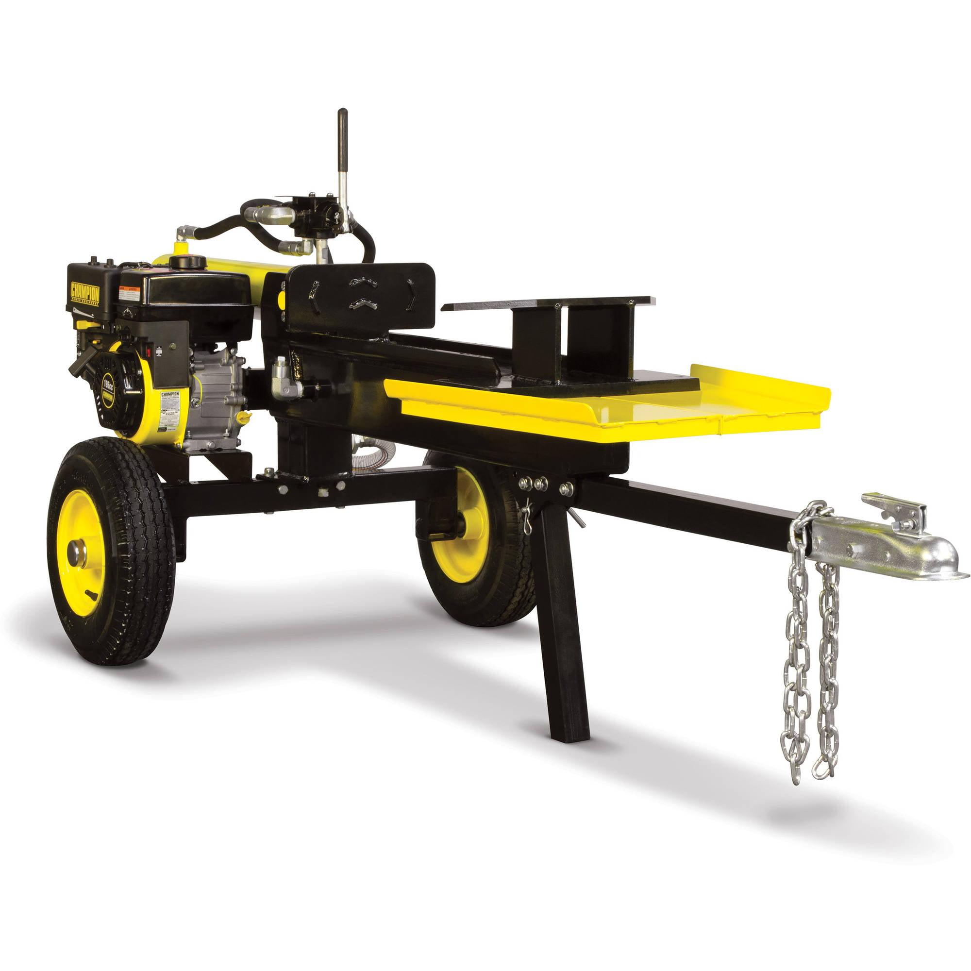 Champion Power Equipment 100236 22 Ton Multi-Wedge Towable Log Splitter by Champion Power Equipment