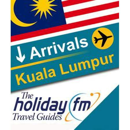 Kuala Lumpur - eBook (Kuala Lumpur Tallest Building)