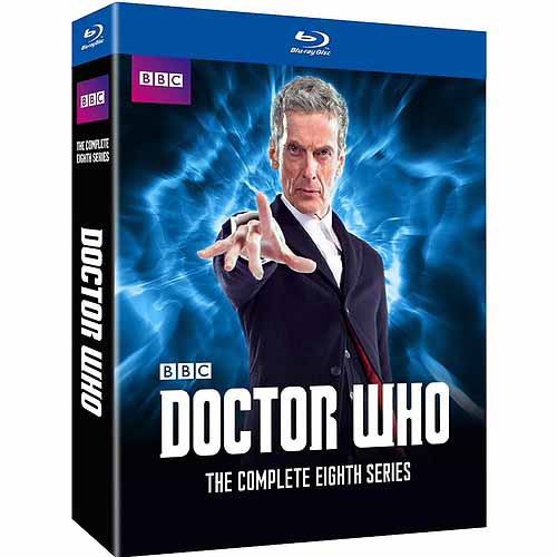 DR WHO-SERIES 8 COMPLETE (BLU-RAY/4 DISC)
