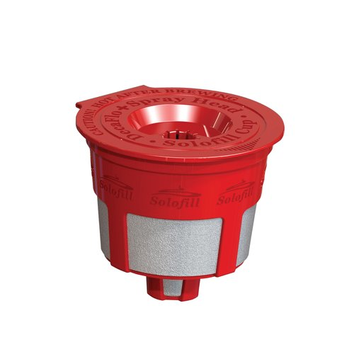 Solofill Cup Solofill Cup  Filter Cup, 1 ea