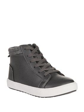 Wonder Nation Boys' Youth Casual High Top Sneaker