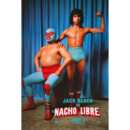 Nacho Libre (2006) 11x17 Movie Poster