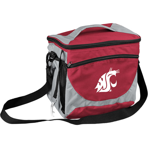 WA State Cougars 24 Can Cooler