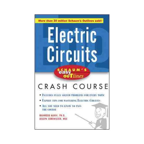 Schaum's Easy Outlines: Electric Circuits