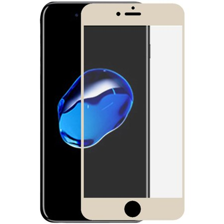 Apple iPhone 7 Plus Screen Protector, by Insten Edged Boundary Tempered Glass Screen Protector with Package For Apple iPhone 7 Plus -
