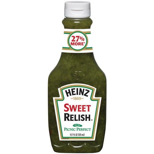Heinz Sweet Relish, 12.7 oz