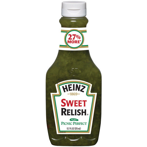 Heinz Sweet Relish, 12.7 oz
