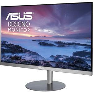 "ASUS Designo 27"" MZ279HL FHD Ultraslim Monitor, 1920 x 1080, IPS, Frameless, Ultraslim design, Ergonomic design"