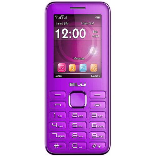 Celular BLU Diva II T275T GSM Dual SIM celular con TV analógica (desbloqueada) + BLU en VeoyCompro.com.co
